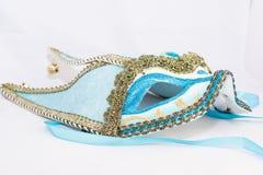 Maschera di carnevale di Venezia Fotografia Stock