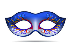 Maschera di carnevale per il costume di travestimento royalty illustrazione gratis