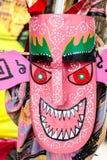 Maschera di danza degli spettri Fotografie Stock