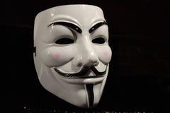 Maschera di faida fotografie stock libere da diritti