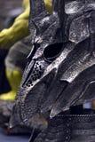 Maschera di fantasia del ferro Fotografia Stock Libera da Diritti