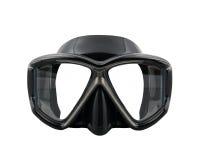 Maschera di immersione subacquea Fotografia Stock Libera da Diritti