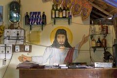Maschera di Jesus Fotografia Stock Libera da Diritti