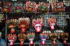 Maschera di letteratura tailandese fotografie stock