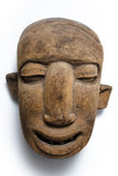 Maschera di protezione africana Fotografia Stock Libera da Diritti