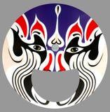 Maschera di protezione coreana Fotografie Stock