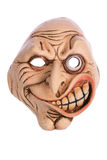 Maschera di protezione spaventosa Fotografia Stock Libera da Diritti