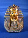 Maschera di Tutankhamon Fotografie Stock