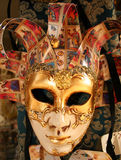 Maschera di Venecian Immagini Stock