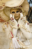Maschera di Venezia Immagine Stock