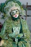 Maschera di Venezia Fotografia Stock Libera da Diritti