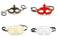 Maschera di Venezia, collage immagine stock libera da diritti
