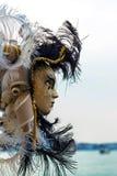 Maschera 12 di Venezian Fotografie Stock