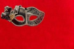 Maschera e divertimento di carnevale Immagine Stock