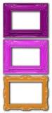 Maschera frame2 Immagine Stock
