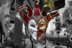Maschera per il carnevale fotografia stock