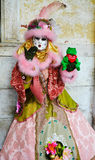 Maschera in San Marco Fotografia Stock Libera da Diritti