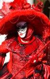 Maschera veneziana Immagine Stock Libera da Diritti