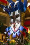 Maschera veneziana Immagine Stock