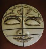 Maschera venezuelana Fotografie Stock