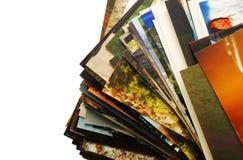 Maschere Fotografia Stock
