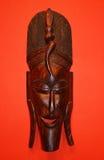 Maschere africane Fotografia Stock Libera da Diritti