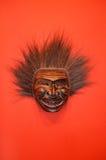 Maschere africane Fotografia Stock