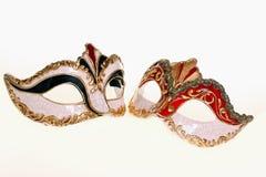 Maschere di Venecian Fotografia Stock Libera da Diritti