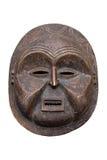 Mascherina africana antica Fotografia Stock Libera da Diritti