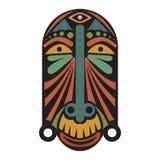 Mascherina africana etnica Fotografia Stock