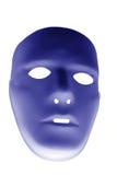 Mascherina blu immagine stock libera da diritti