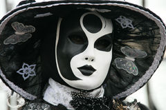 Mascherina - carnevale - Venezia fotografia stock libera da diritti