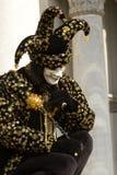 Mascherina dal carnevale di Venezia - Fotografia Stock Libera da Diritti