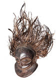 Mascherina dell'Africano dell'annata Fotografie Stock Libere da Diritti