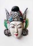 Mascherina dell'artigianato di Balinese Immagini Stock