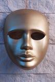 Mascherina dell'oro immagine stock libera da diritti