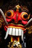 Mascherina di Balinese Fotografia Stock Libera da Diritti