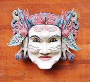 Mascherina di Balinese, tradizionale immagini stock libere da diritti