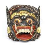Mascherina di Barong di Balinese Immagini Stock Libere da Diritti