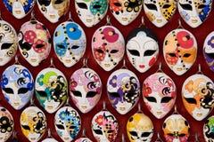 Mascherina di Carneval Immagine Stock Libera da Diritti