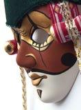 Mascherina di carnevale Fotografie Stock Libere da Diritti
