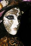 Mascherina di carnevale immagini stock