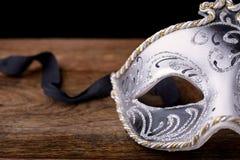 Mascherina di carnevale Fotografia Stock Libera da Diritti