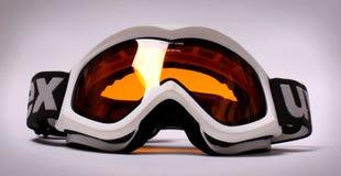 Mascherina di corsa con gli sci Fotografia Stock