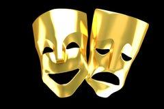 Mascherina di intrattenimento royalty illustrazione gratis