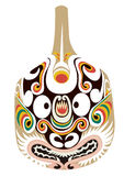 Mascherina di opera di Pechino Fotografia Stock