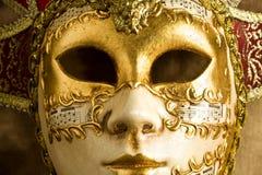 Mascherina di Venezia Fotografia Stock