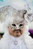 Mascherina di Venezia Fotografie Stock