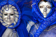 Mascherina di Venezia, carnevale. Immagini Stock