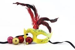 Mascherina per il carnevale fotografie stock libere da diritti